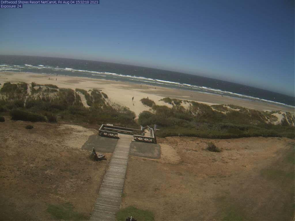 Port Orford Oregon Camera